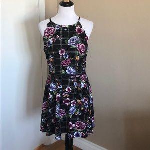 NWT BCX Size 13 Juniors Floral Dress